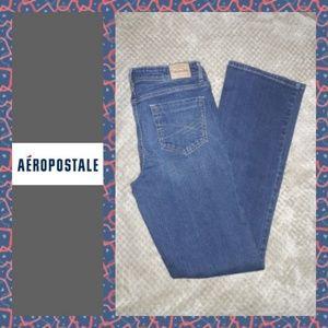 💟 Aeropostale Chelsea Bootcut Jeans